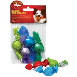 Bombons de Chocolate para Cachorro - (Chocodogs)