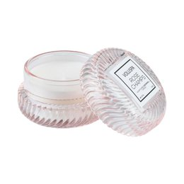 Vela Rose Champs Mini Macaron Voluspa