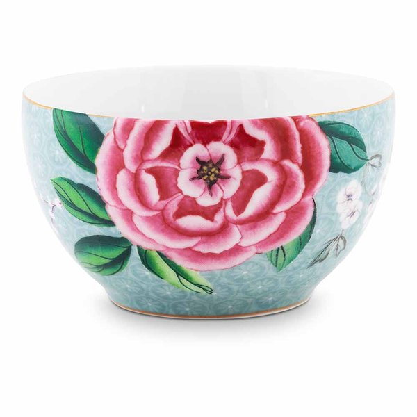 BOWL 10CM AZ BLUSHING BIRDS