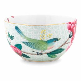 BOWL 12CM BCO BLUSHING BIRDS