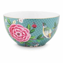 BOWL 15CM AZ BLUSHING BIRDS