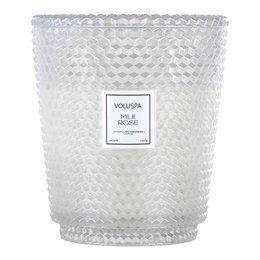 VELA 5 PAVIOS PEDESTAL MILK ROSE VOLUSPA