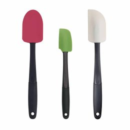 ESPATULA 3PCS COLORS OXO