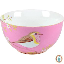 Bowl M Rosa Bird Pip Studio