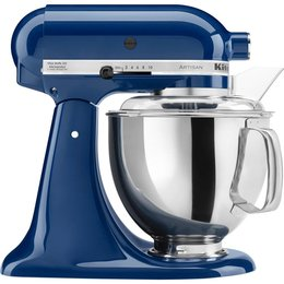 Batedeira Stand Mixer Artisan Blue Willow