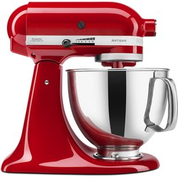 Batedeira Stand Mixer Artisan Empire Red