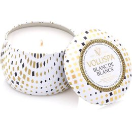Vela Blanc de Blancs Mini Lata Voluspa
