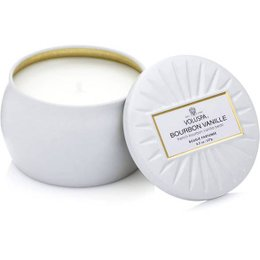 Vela Bourbon Vanille Mini Lata Voluspa