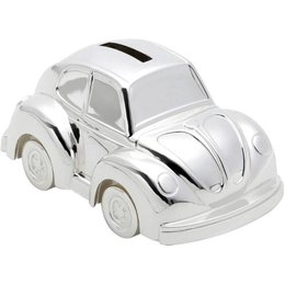 Cofre Fusca em Silver Plated