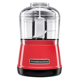 Mini Processador de Alimentos KitchenAid Empire Red