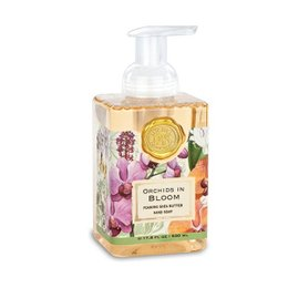 Sabonete Líquido Orchids in Bloom 530ml Michel Design Works