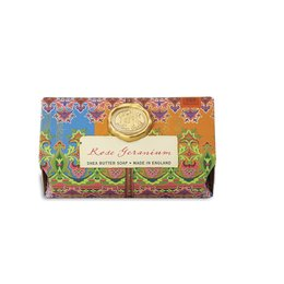 Sabonete Rose Geranium  260gr Michel Design Works
