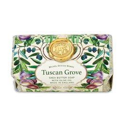 Sabonete Tuscan Grove 260gr Michel Design Works