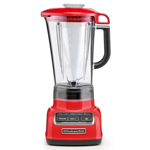 Liquidificador Diamond KitchenAid Empire Red
