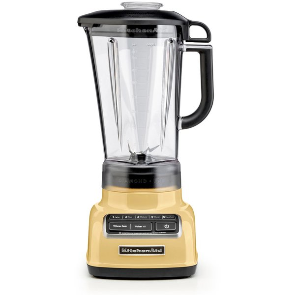 Liquidificador Diamond KitchenAid Majestic Yellow