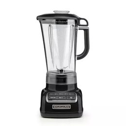 LIQUIDIFICADOR PRETO KITCHENAID