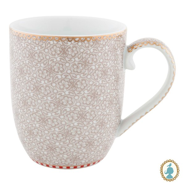 Caneca Spring to Life P Off White Pip Studio