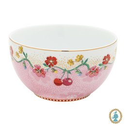 Bowl Cherry Floral Rosa Pip Studio
