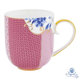 Caneca G Royal Rosa Pip Studio