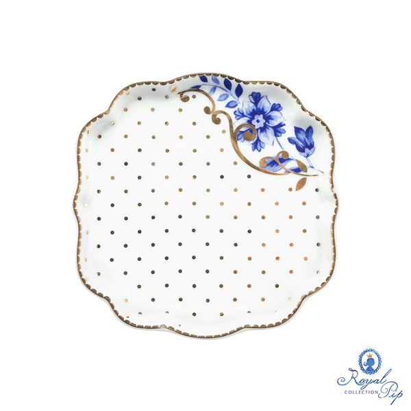 Prato Mini Flowers Royal White Pip Studio