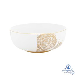 Saladeira P Flowers Royal White Pip Studio