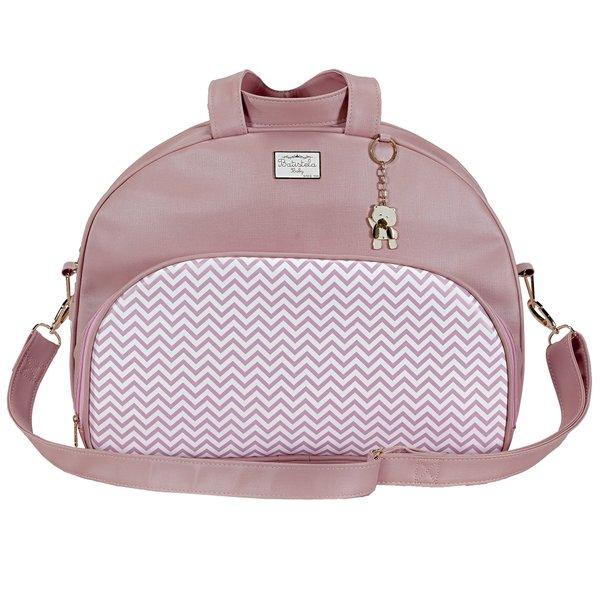 8a130b4624 Bolsa Chevron Rosé M - 1 Peça. ‹ ›
