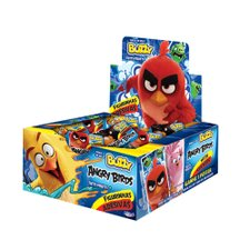 Chicle Buzzy Angry Birds Tutti Frutti Riclan 400gr 100un