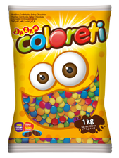 Coloreti Mini Colorido 1,01kg - Jazam Un