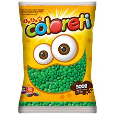 Coloreti Mini Verde 500g - Jazam Un