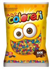 Coloreti Mini Colorido 300g - Jazam Un
