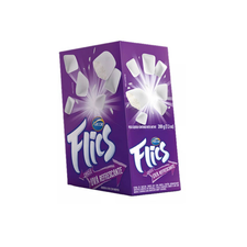 Chicle Flics Uva Refrescante - Arcor 12un