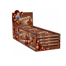 Chocolate Chokko Aerado Leite - Arcor 15Un