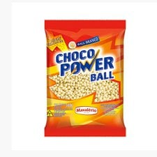 Cereal Power Mini Ball Branco 500g - Mavalério Un