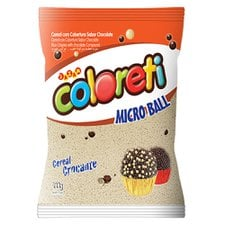 Coloreti Microball Branco Jazam 500g