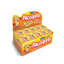 Doce Paçoquita Display 1kg 50un