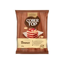 Chocolate Cobertop Kibbed Branco - Bel 1,010k Chocolate Cobertop Kibbed Branco - Bel 1,010kg