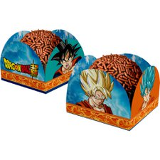 Porta Forminha Dragon Ball Festcolor 40un
