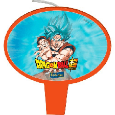 Vela Plana Dragon Ball Festcolor Un