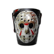 Copo Decorativo Shot Jason Halloween - Bpg 2Un