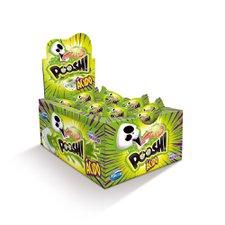 Chicle Poosh Ácido Maçã Verde 200g - Arcor Un