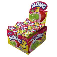Chicle Blong Sabor Cereja Peccin 200g