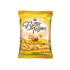 Bala Butter Toffees Mousse De Maracujá Arcor 600g