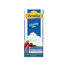 Chantilly Chanty Mix Amélia 200ml - Vigor Un