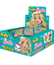 Chicle Buzzy Barbie Tattoo Hortelã 400g - Riclan 100Un