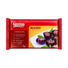 Chocolate em Barra Nestlé Blend 1Kg
