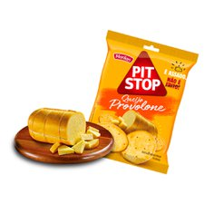 Snack Pit Stop Queijo Provolone Marilan 80g