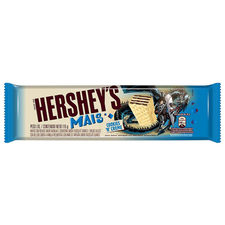 Chocolate Wafer Branco Cookies 'N' Creme Hershey's Mais 115g