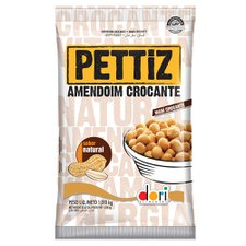 Amendoim Crocante Pettiz Natural Dori 1,010kg