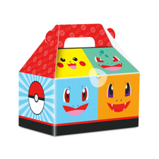 Caixa Maleta Surpresa Pocket Monsters - Junco 8Un