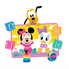 Kit Decorativo Minnie Baby Disney - Regina Un